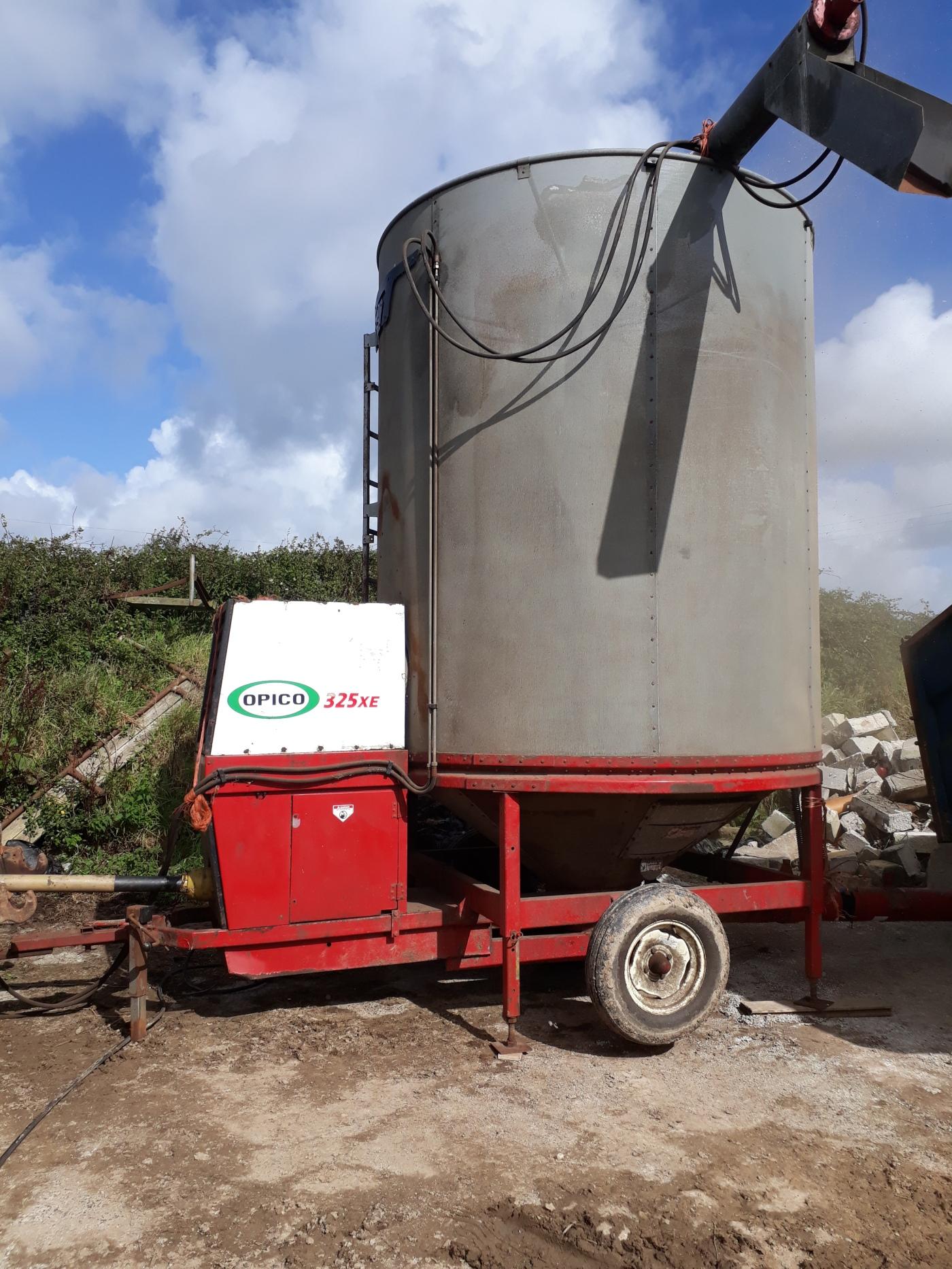 Opico 325 XE Grain Dryer | A G PROWSE LTD