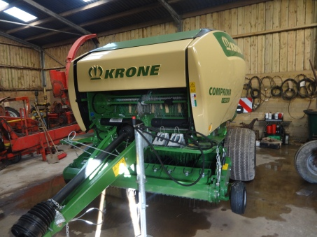 Krone Esma Strimech West Tanco Alvan Blanch