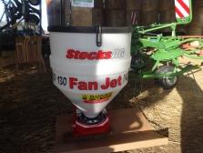 Stocks fan jet