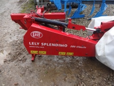 lely splendimo mower