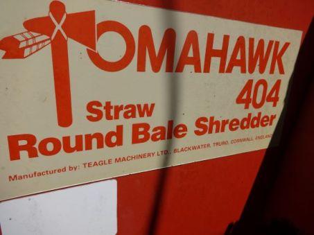Teagle Tomahawk 404 5