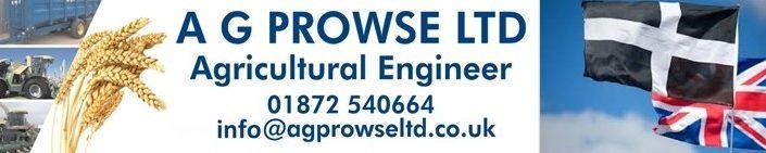 A G PROWSE LTD